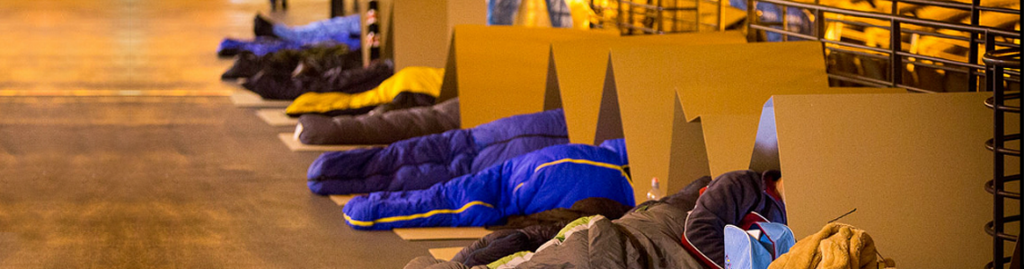 Vinnies CEO Sleepout Donesafe