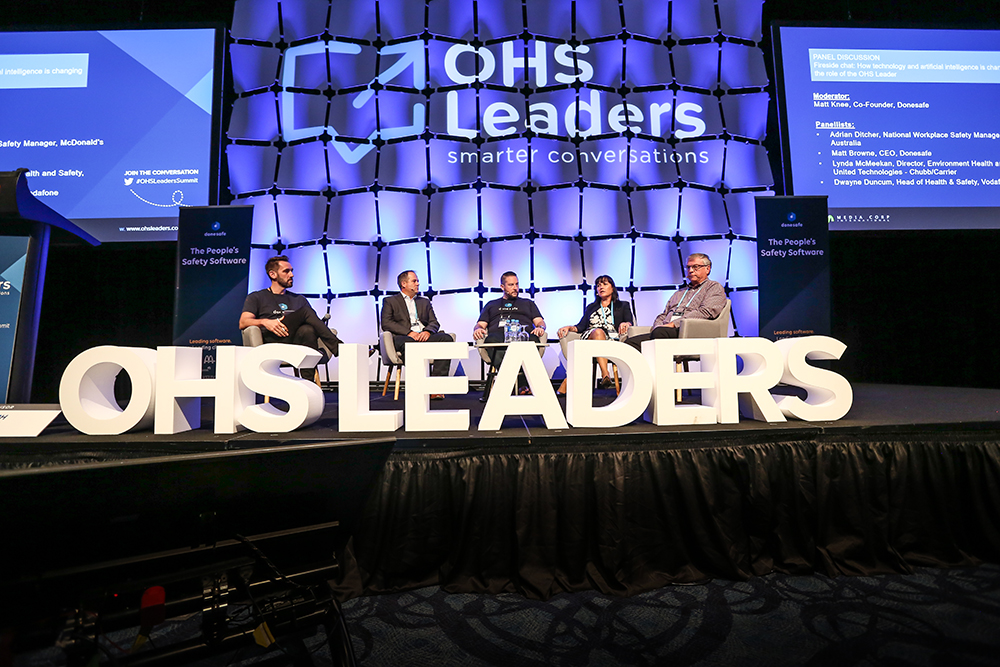 Panel Discussion with Cofounders OHS Leaders Summit 2018