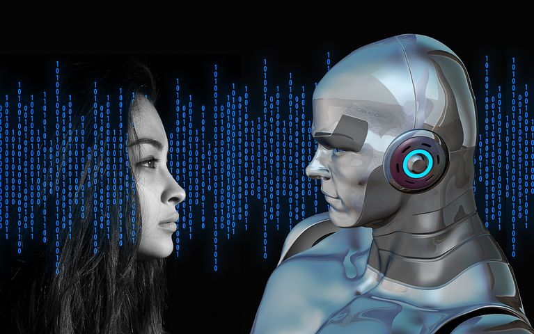 The difference between artificial intelligence and machine learning