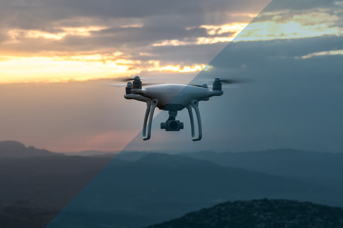 how technology is changing EHS Software with drones