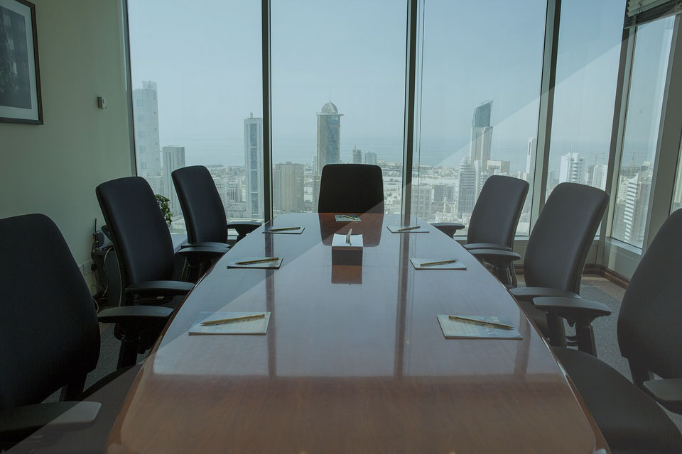 Donesafe compliance software boardroom